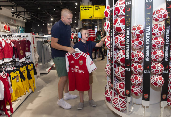 Sensory Hour in the Arsenal Store
