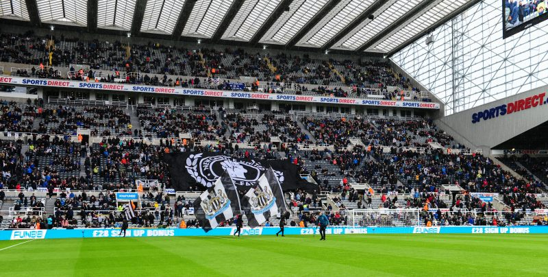"""Miller: """"St James' Park is on top of a hill and isn't the easiest place to get to"""""""