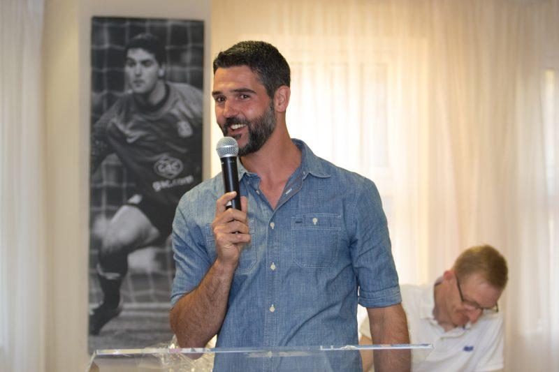 Julian Speroni at the CPDSA AGM