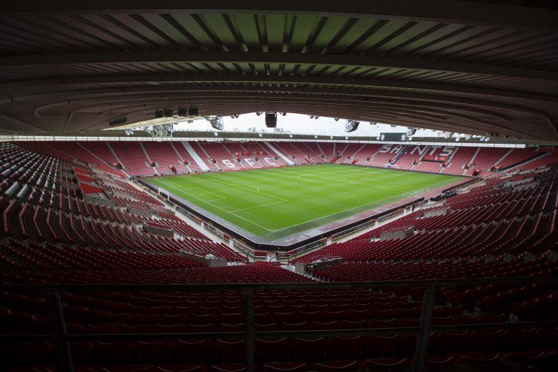 SOUTHAMPTON, ENGLAND - SEPTEMBER 08: Sensory Room - St Mary's Stadium September 8, 2017 in Southampton, England. (Photo by James Bridle/Southampton FC via Getty Images)
