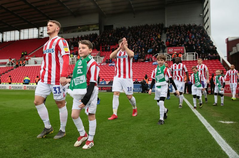 Level Playing Field Weeks of Action 2019 - Stoke City FC