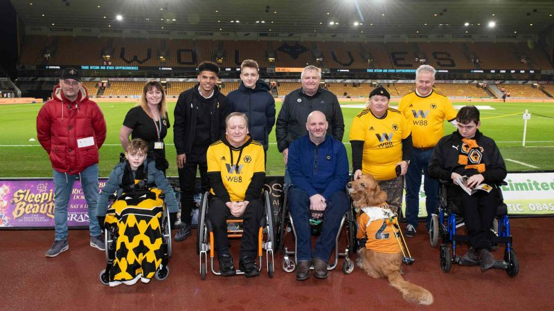 Wolves Disabled Supporters Association