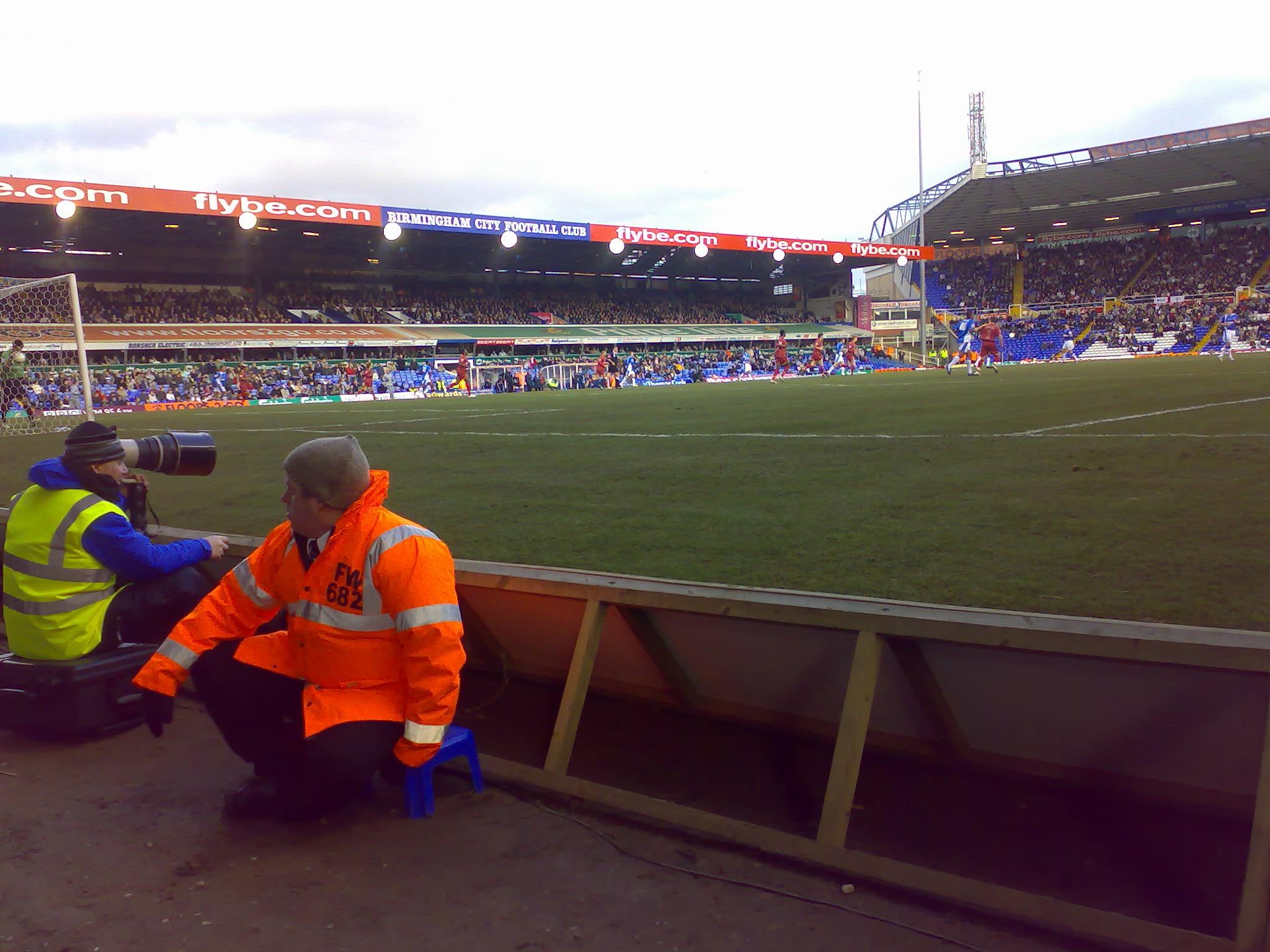 Birmingham City | Level Playing Field